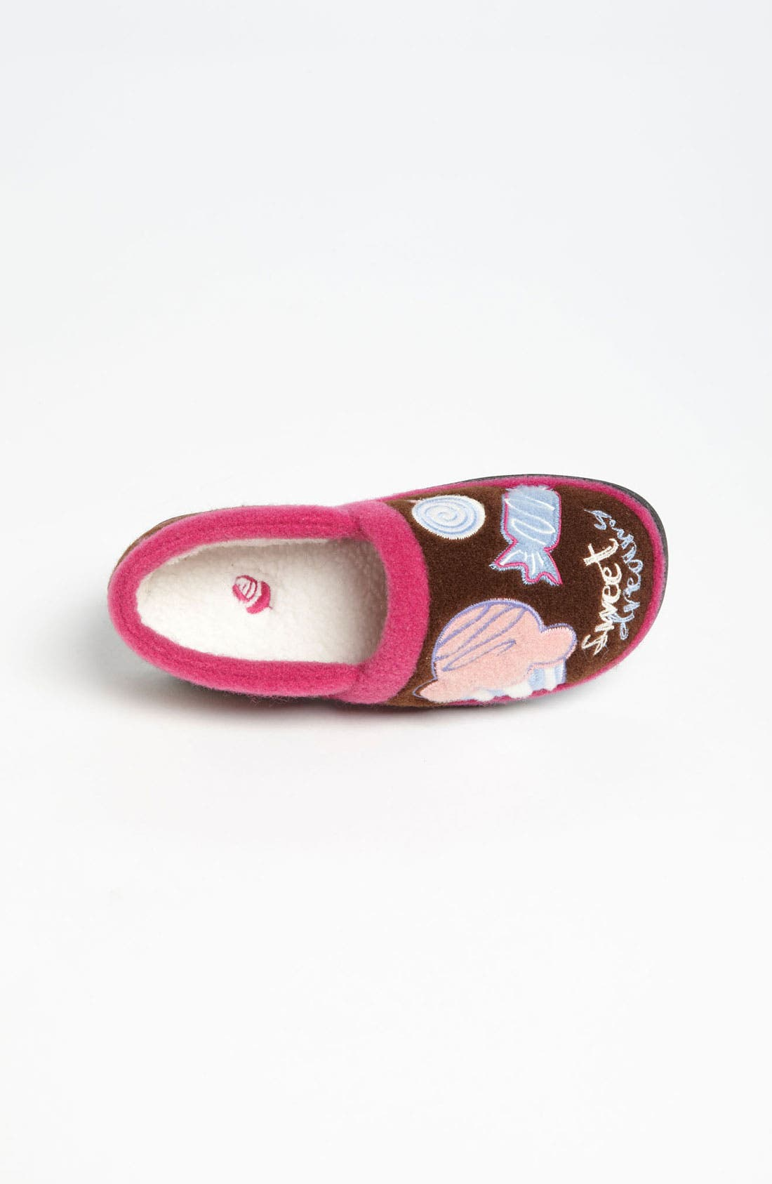Alternate Image 3  - Acorn 'Sweet Dreams' Slipper (Toddler, Little Kid & Big Kid)
