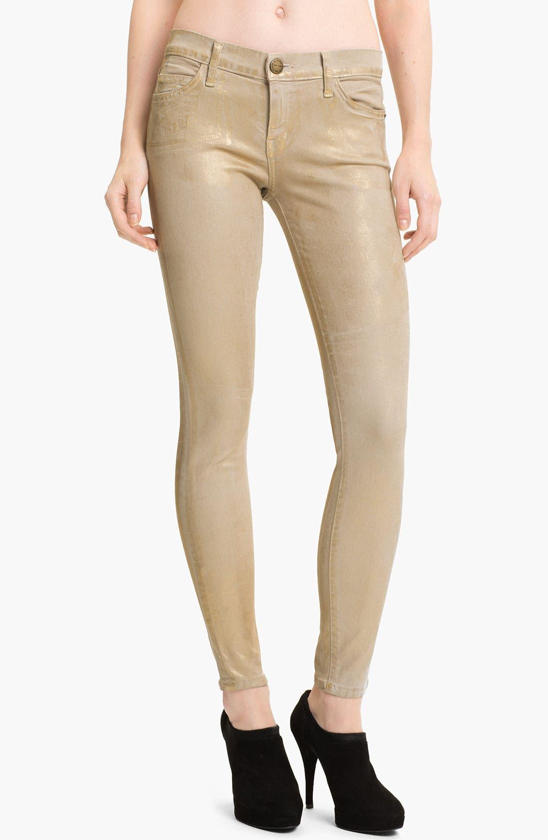 Alternate Image 1 Selected - Current/Elliott Skinny Ankle Jeans