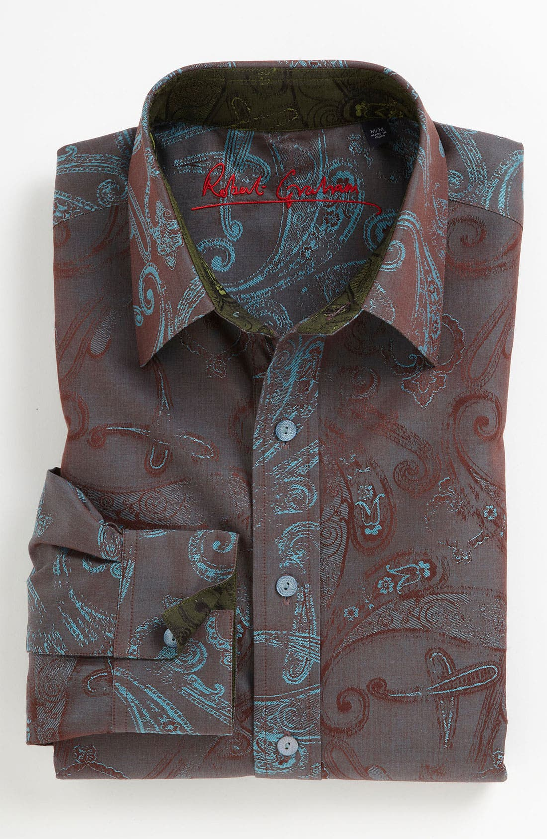 Alternate Image 2  - Robert Graham 'Kingdom' Sport Shirt