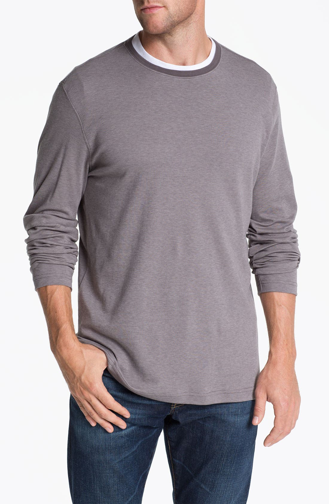 Alternate Image 1 Selected - Robert Barakett 'Connor' Crewneck T-Shirt