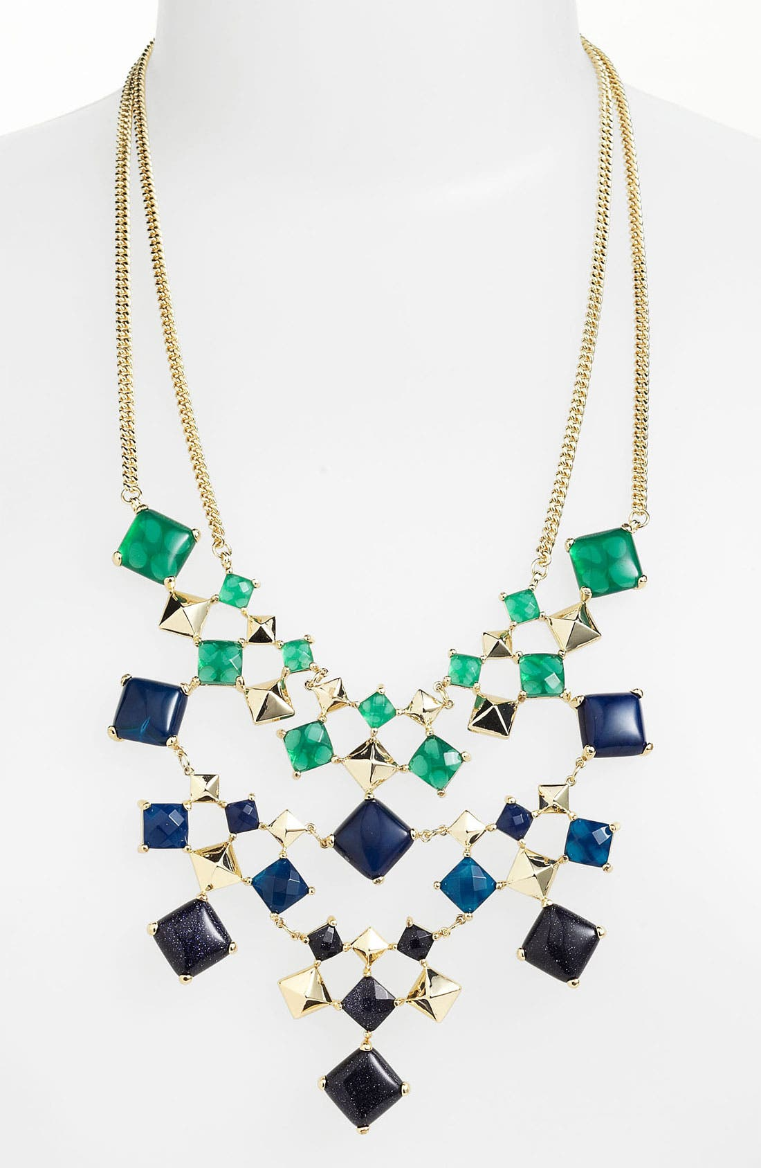 Main Image - Kendra Scott 'Allegra' Bib Necklace