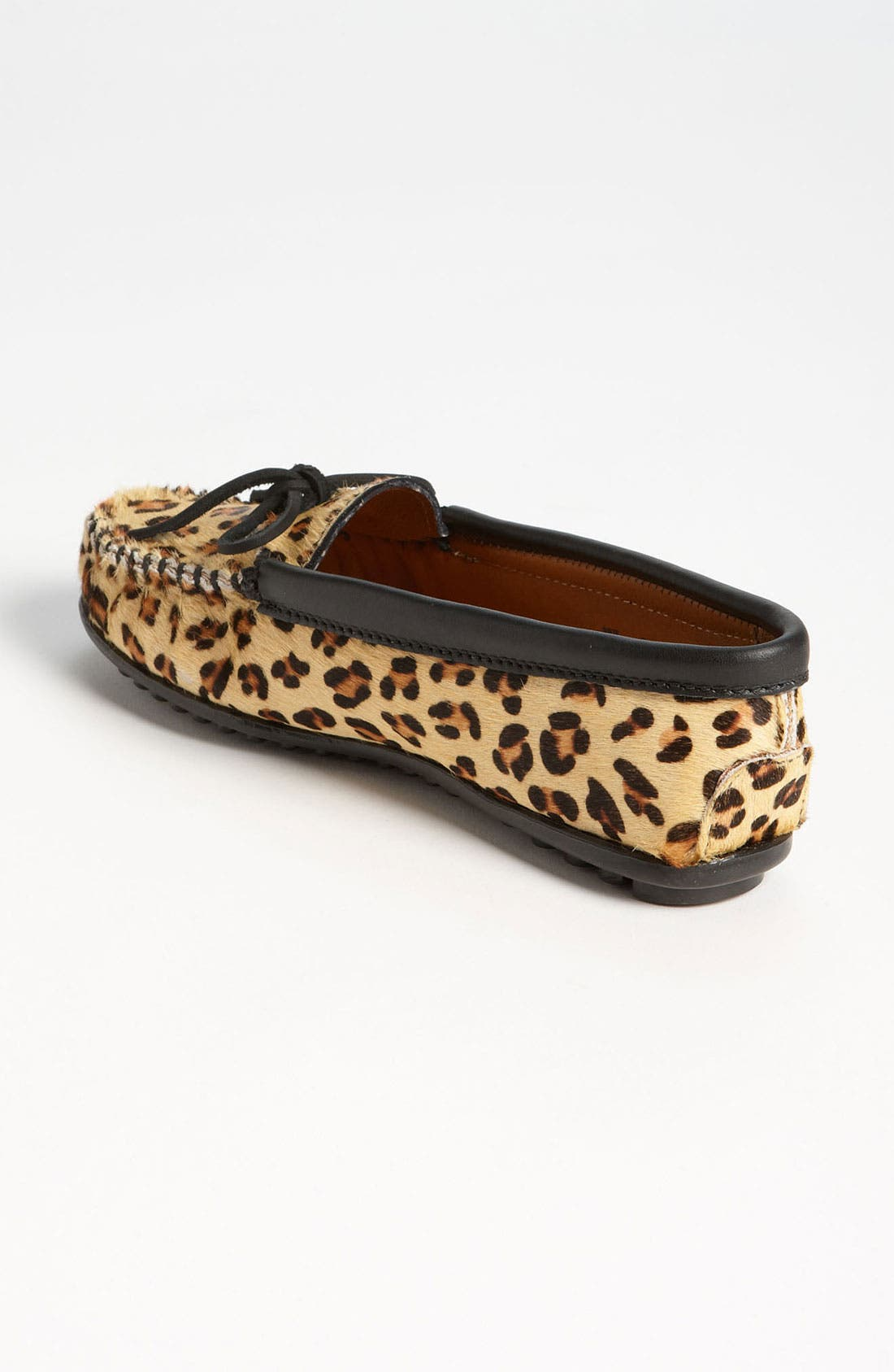 Alternate Image 2  - Minnetonka 'Full Leopard' Moccasin