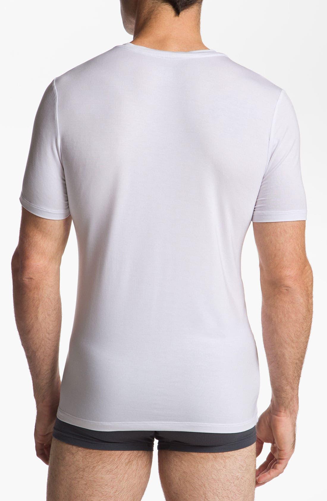 Alternate Image 2  - Michael Kors V-Neck T-Shirt