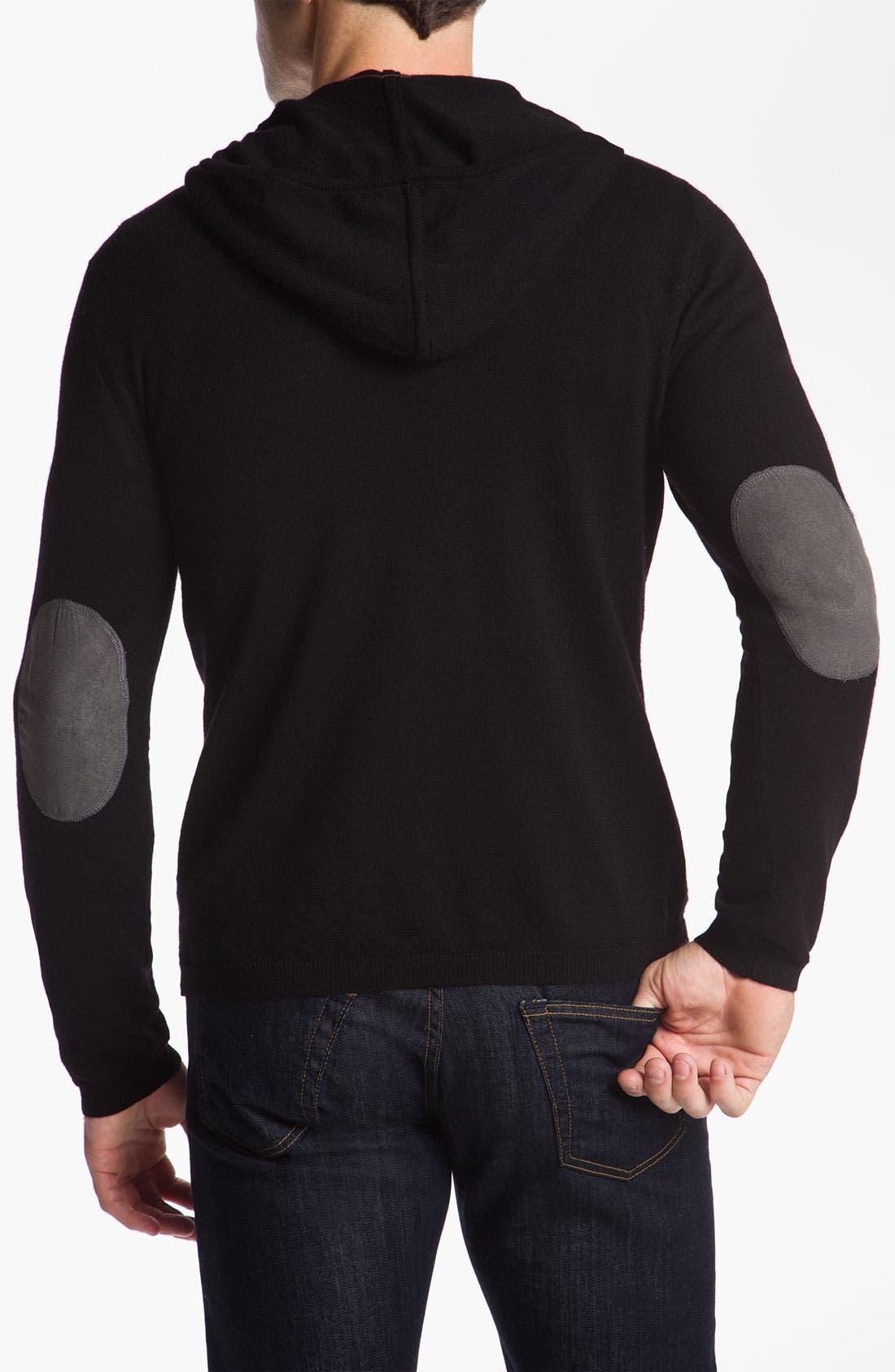 Alternate Image 2  - 7 Diamonds 'King's Island' Zip Hooded Sweater