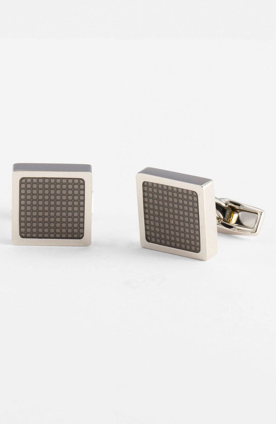 Alternate Image 1 Selected - BOSS Black 'Cedrik' Cuff Links