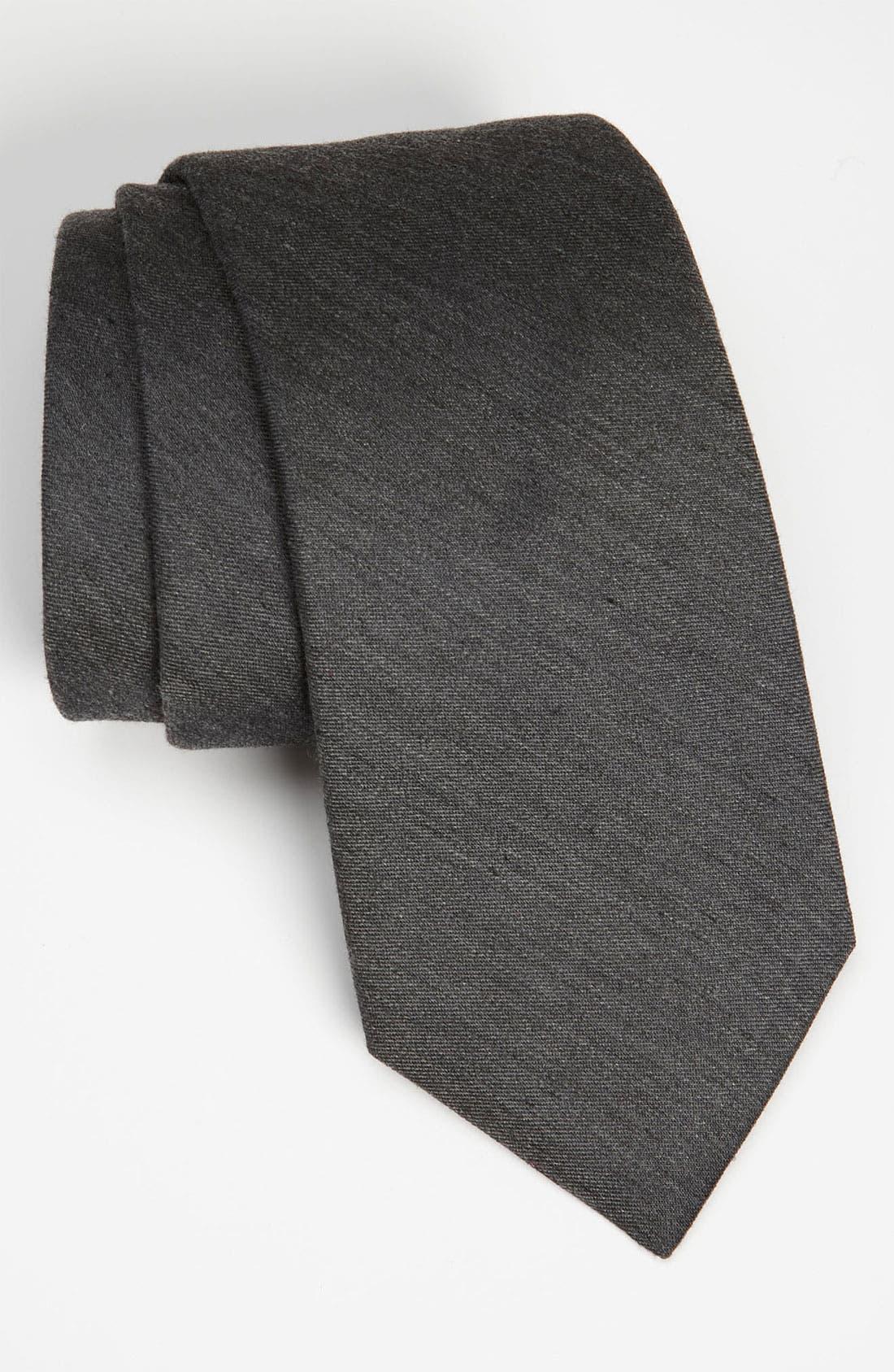 Alternate Image 1 Selected - Michael Kors Woven Silk Blend Tie