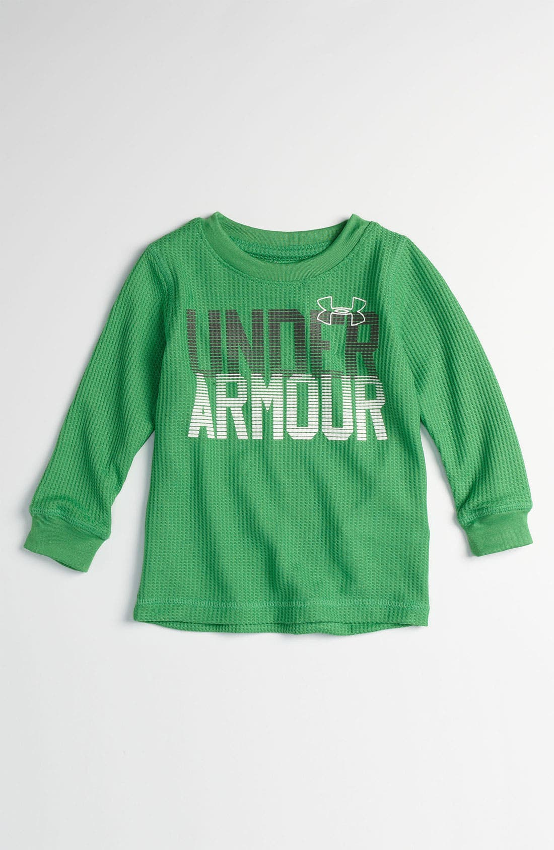 Alternate Image 1 Selected - Under Armour Thermal Top (Infant)