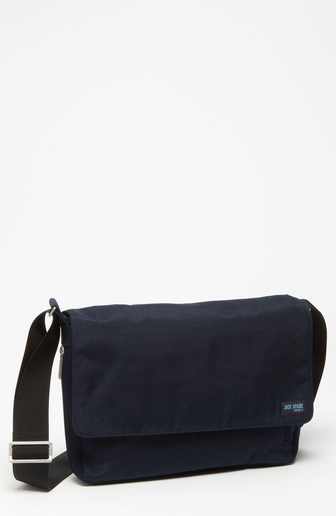 Alternate Image 1 Selected - Jack Spade Expandable Messenger Bag