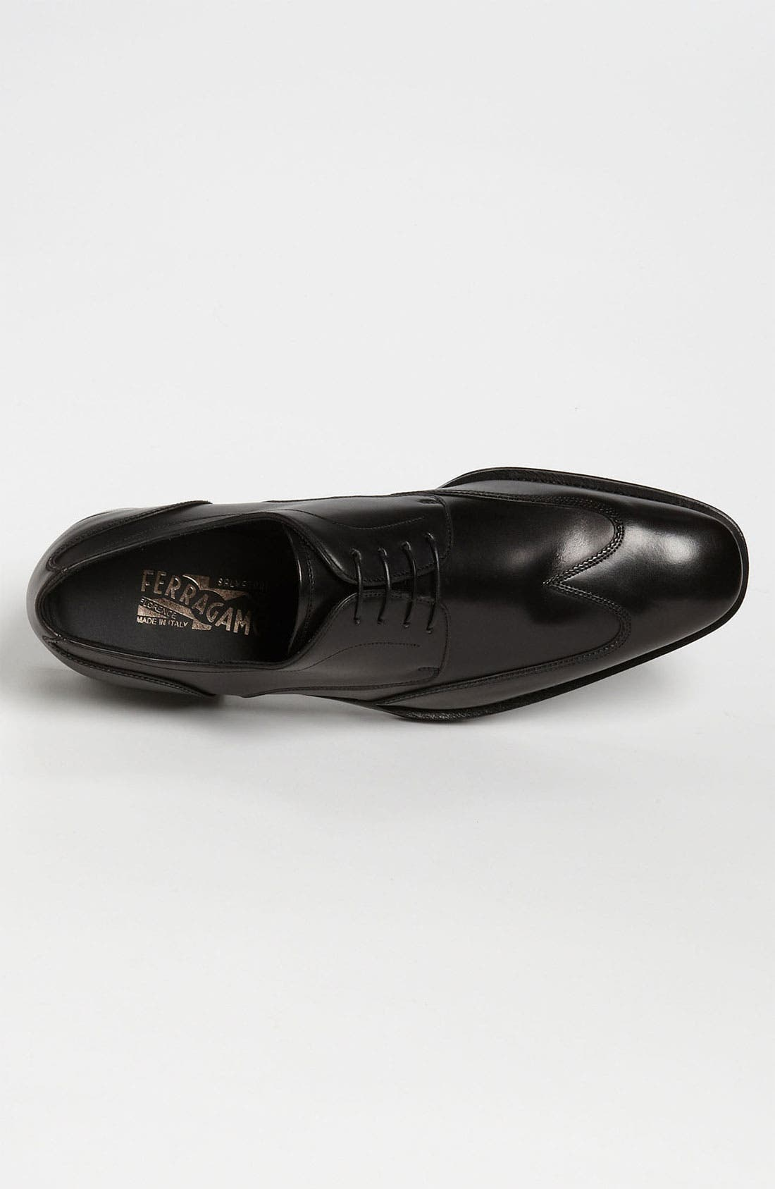 Alternate Image 3  - Salvatore Ferragamo 'Alicante' Wingtip
