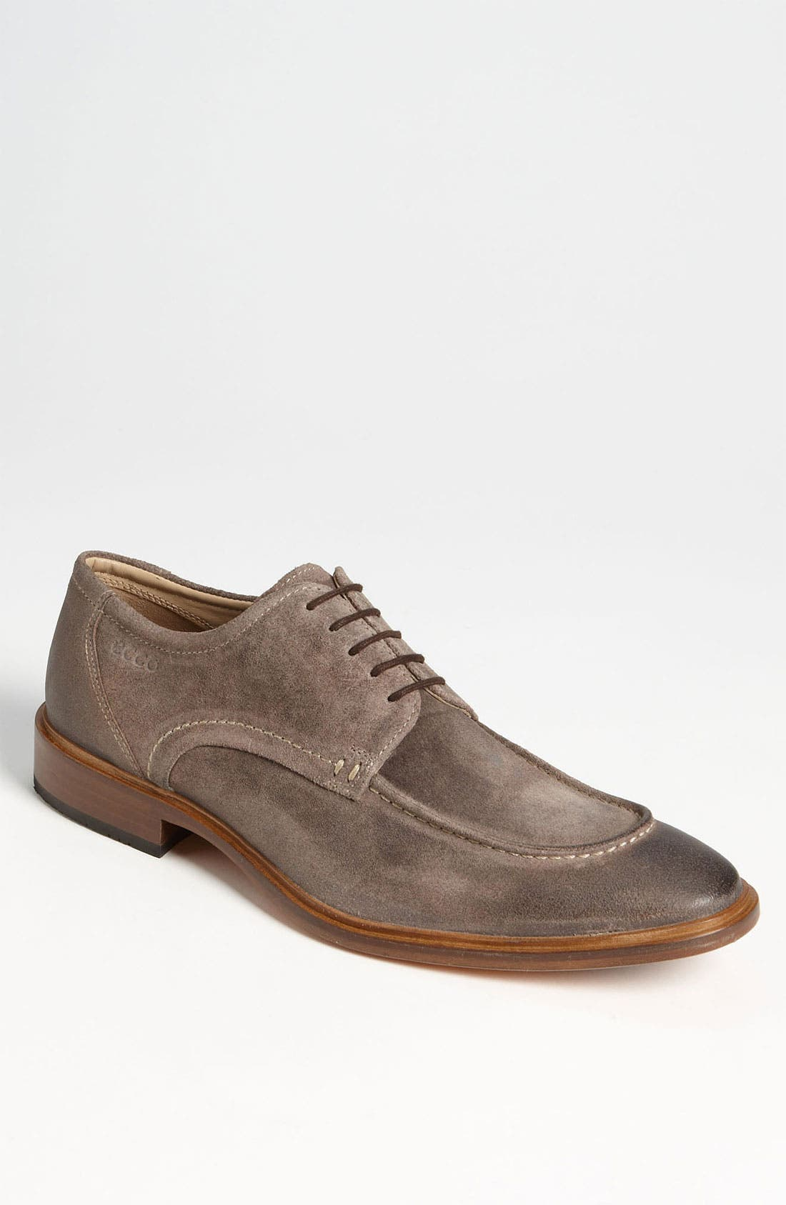 Alternate Image 1 Selected - ECCO 'Pedroso' Apron Toe Derby