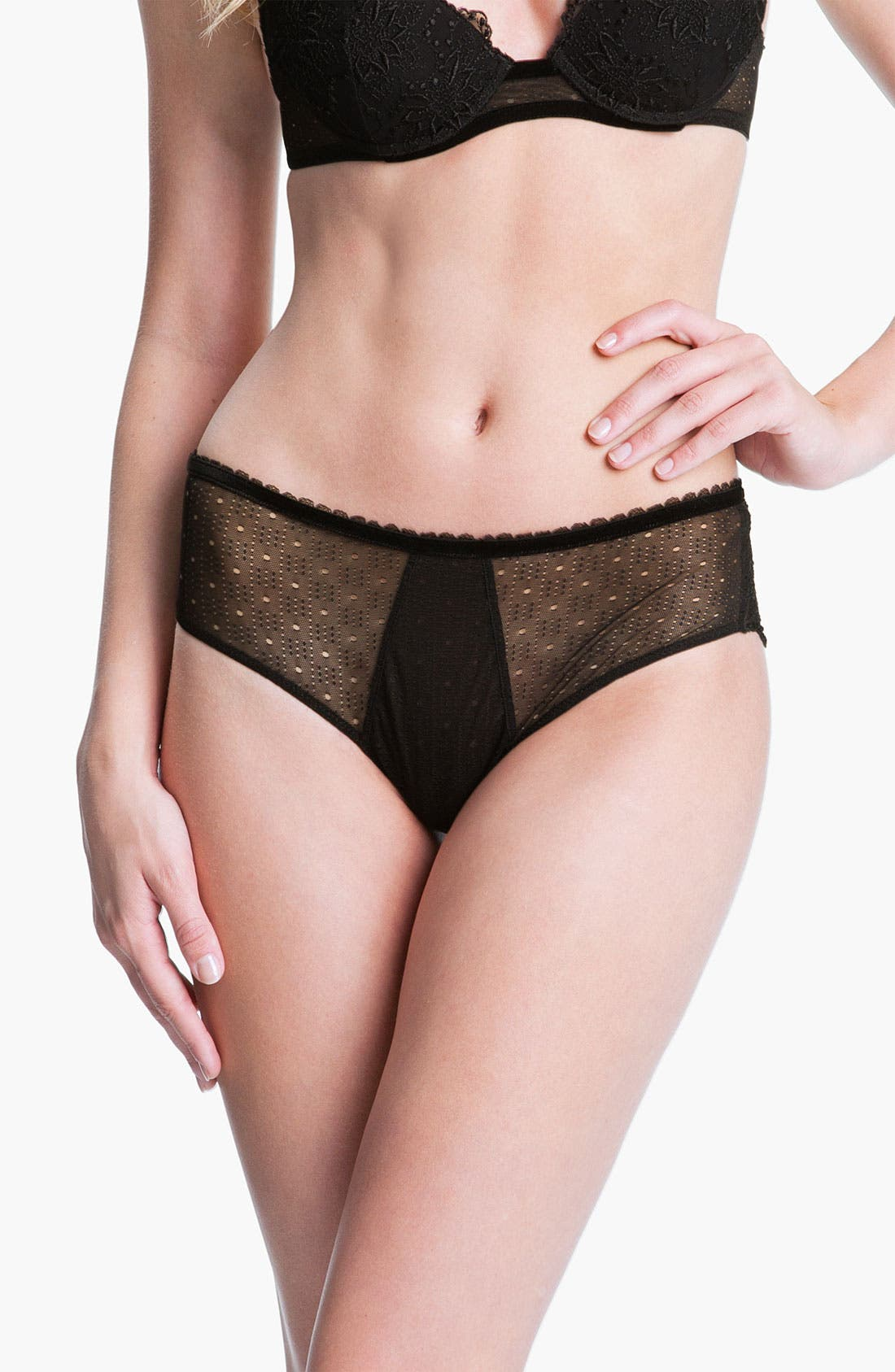 Main Image - Miss Studio by La Perla 'Audrey' Briefs