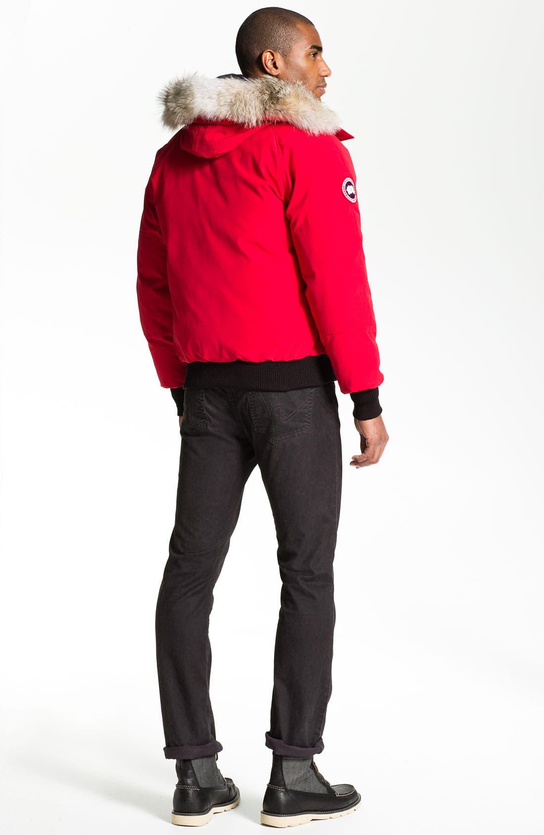 Alternate Image 5  - Façonnable Wool Crewneck Sweater