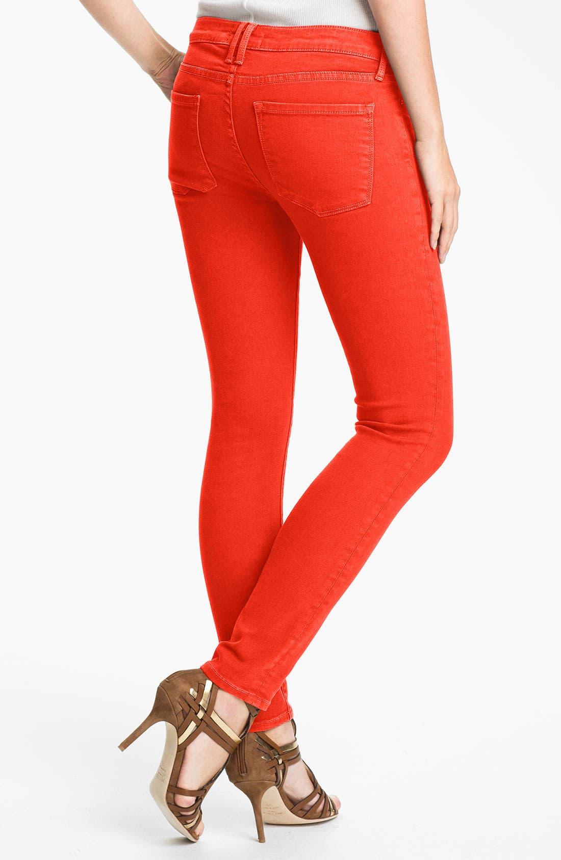 Alternate Image 2  - Vince Skinny Ankle Jeans