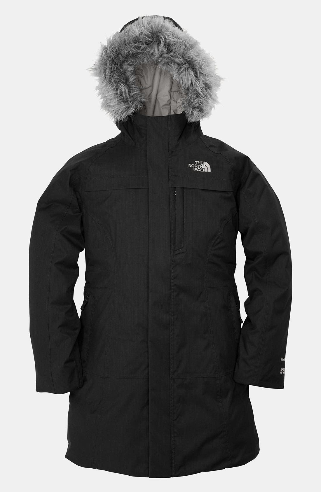 Alternate Image 1 Selected - The North Face 'Arctic' Parka (Big Girls)