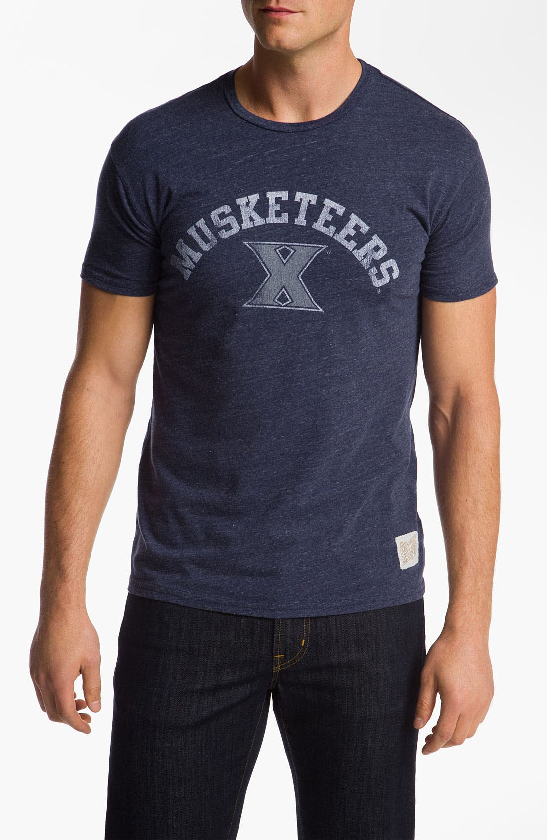 Alternate Image 1 Selected - The Original Retro Brand 'Xavier Musketeers - Stitch' T-Shirt