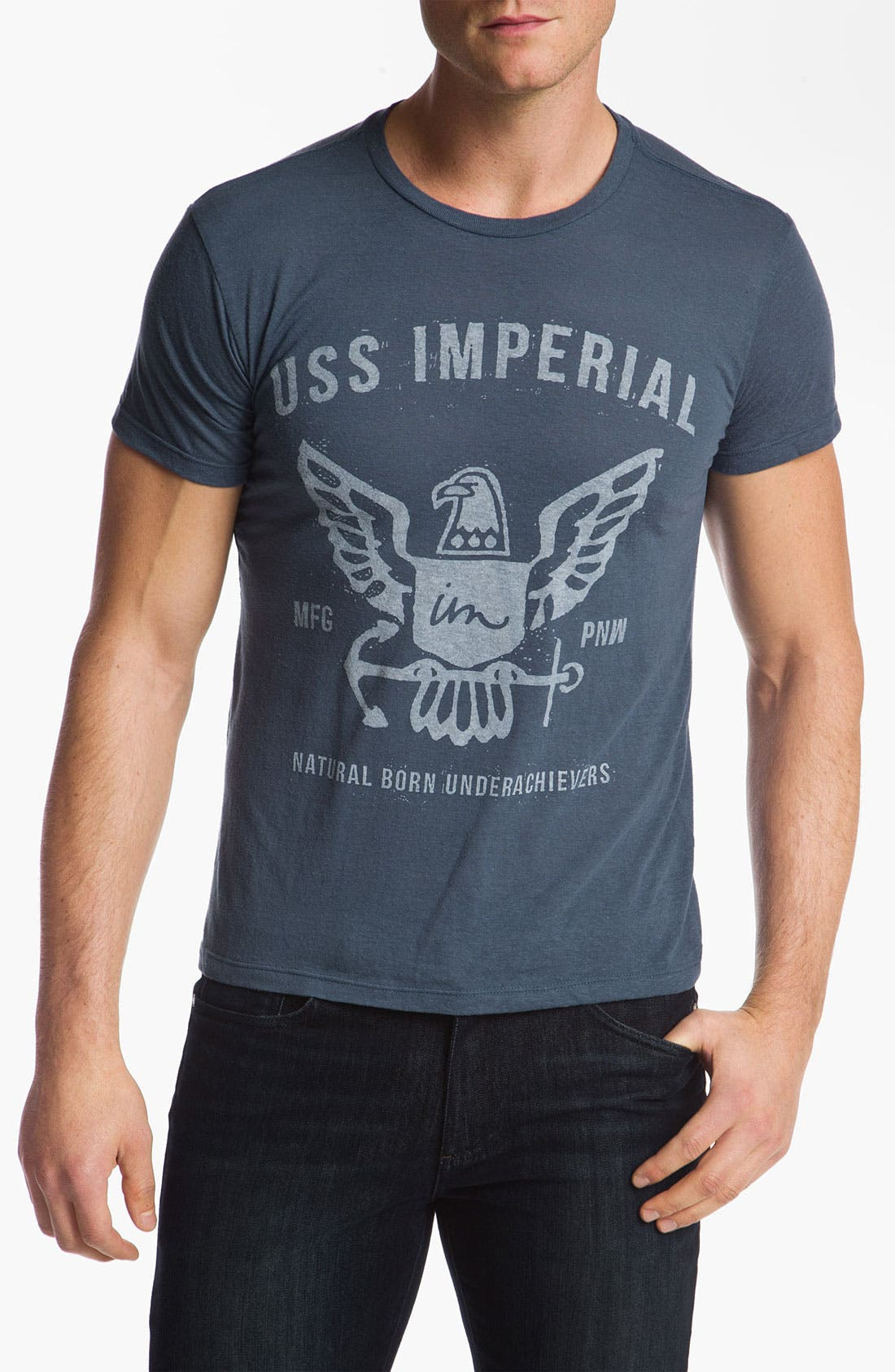 Alternate Image 1 Selected - Imperial Motion 'USS Imperial' T-Shirt