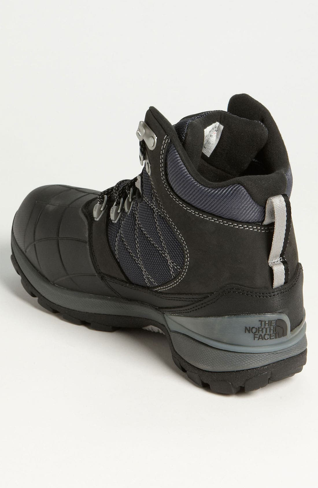 'Snowsquall' Snow Boot,                             Alternate thumbnail 2, color,                             Black/ Griffin Grey