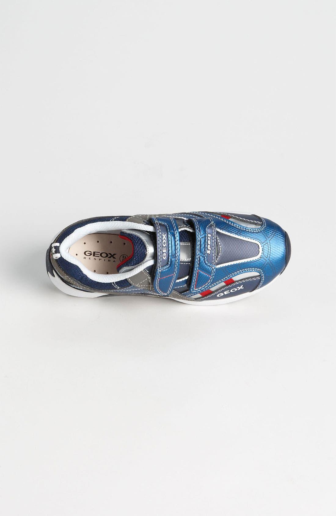 Alternate Image 3  - Geox 'Stark' Sneaker (Toddler, Little Kid & Big Kid)
