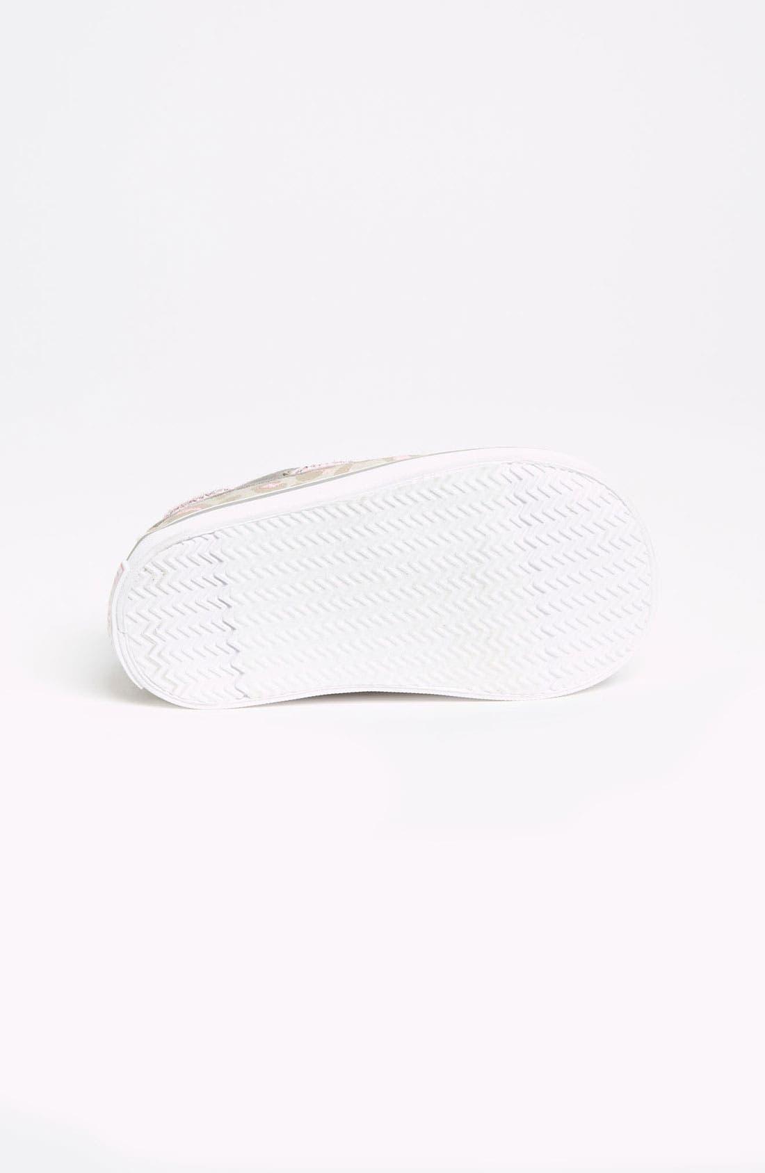Alternate Image 4  - Sperry Top-Sider® 'Bahama' Crib Shoe (Baby)