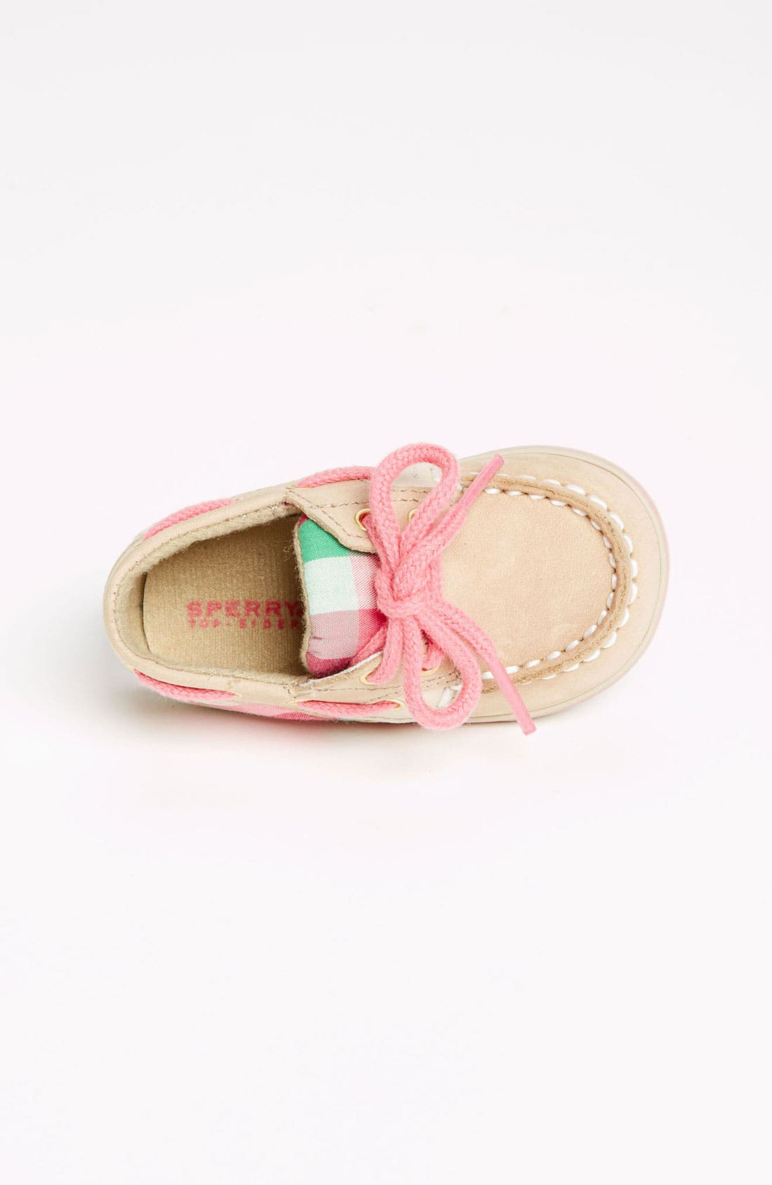 Alternate Image 3  - Sperry Top-Sider® 'Bluefish' Crib Shoe (Baby)