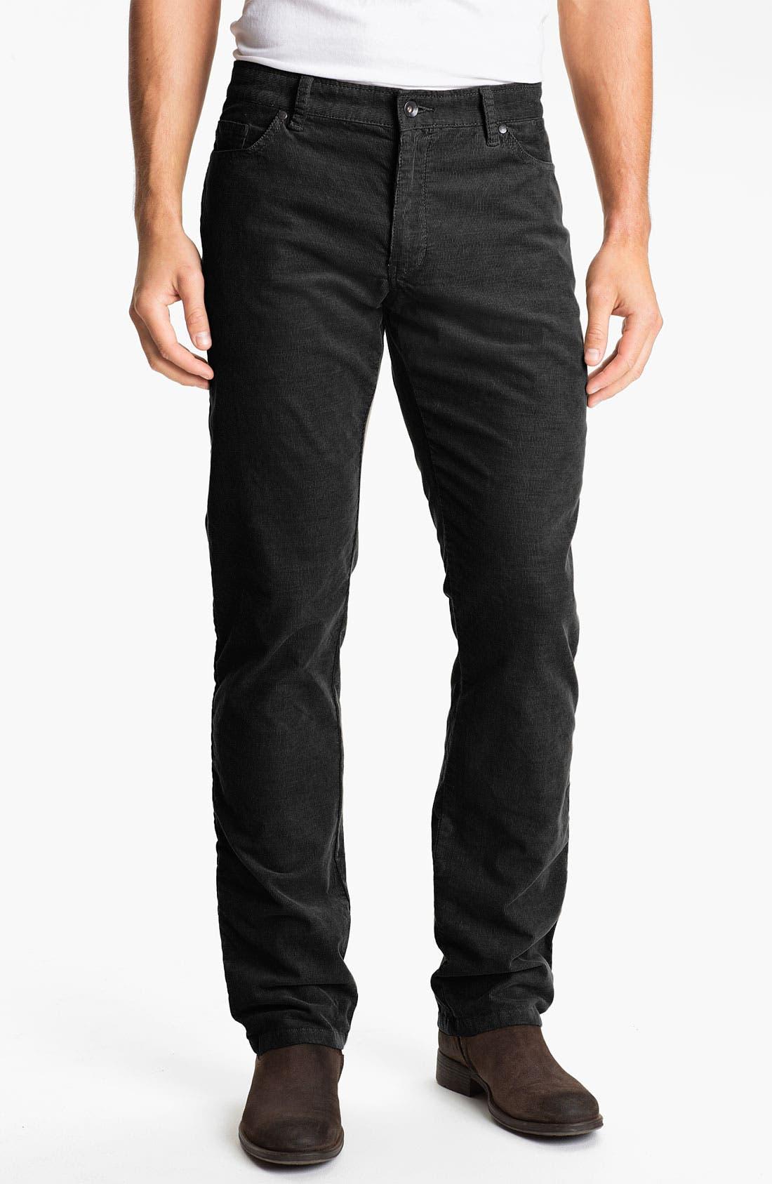Alternate Image 1 Selected - Victorinox Swiss Army® 'Berne' Corduroy Pants