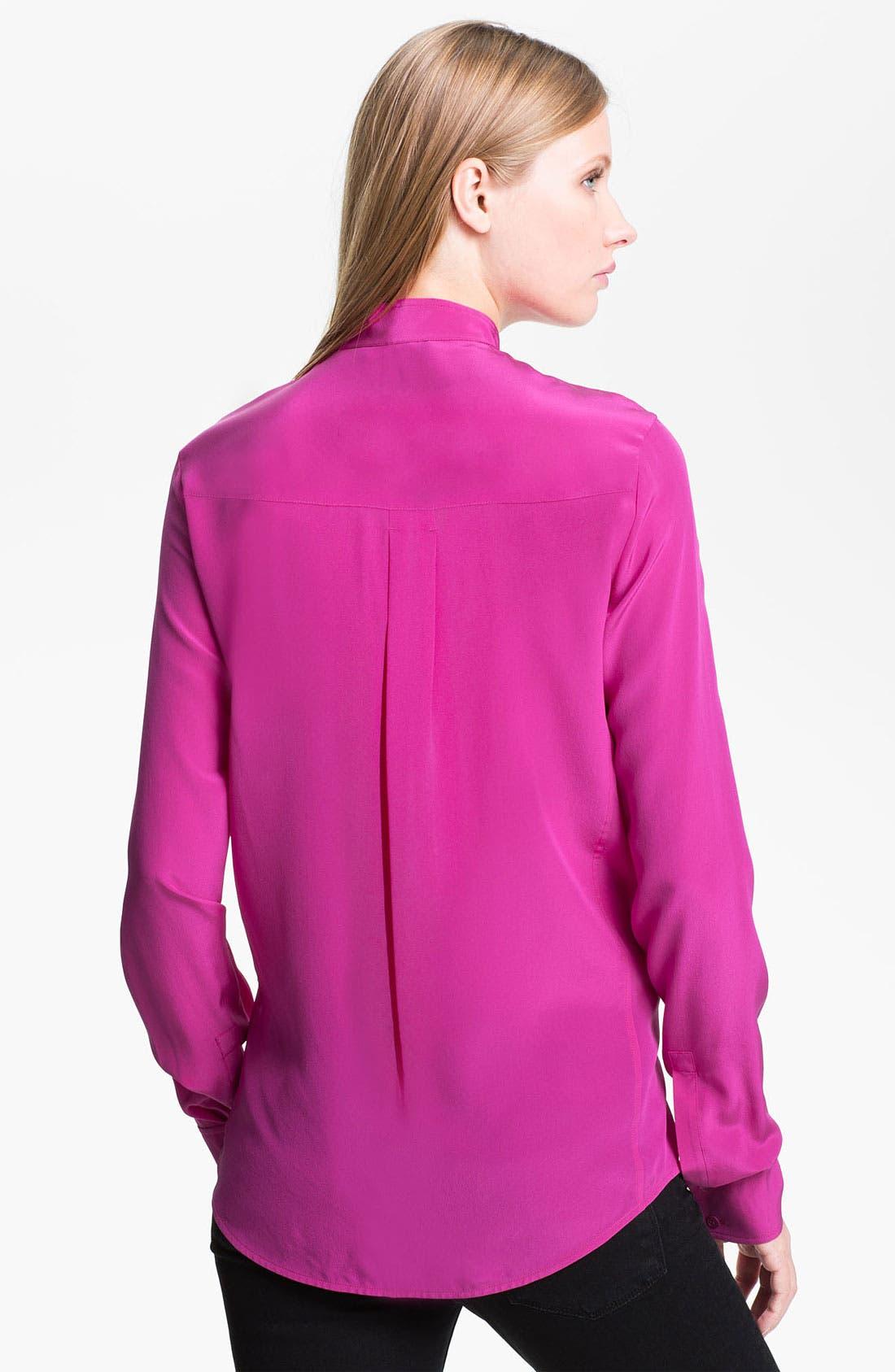 Alternate Image 2  - Vince Silk Shirt