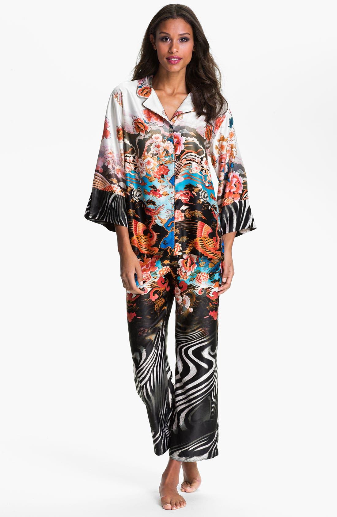 Alternate Image 1 Selected - Natori 'Xianado' Pajamas