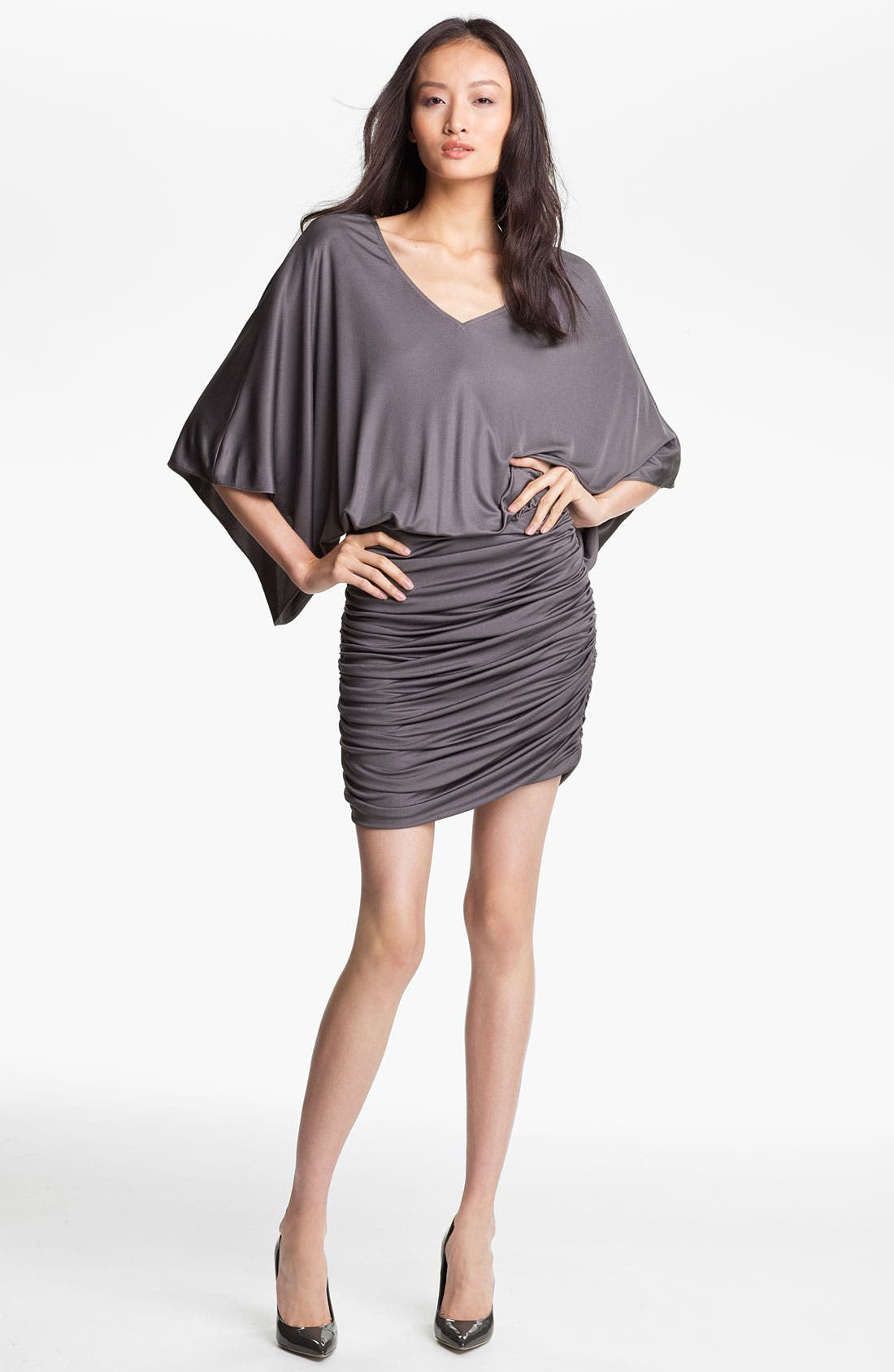 Main Image - Jay Godfrey 'Marea' Ruched Skirt Dress