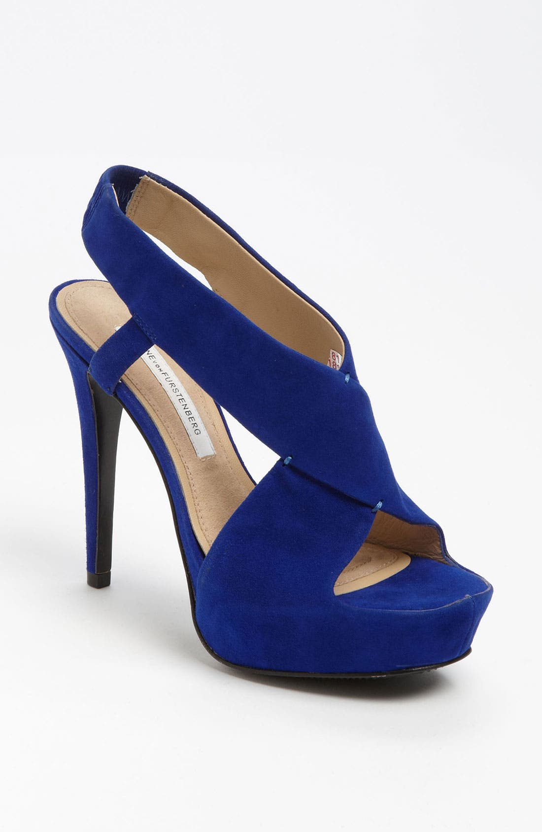 Alternate Image 1 Selected - Diane von Furstenberg 'Zia II' Sandal
