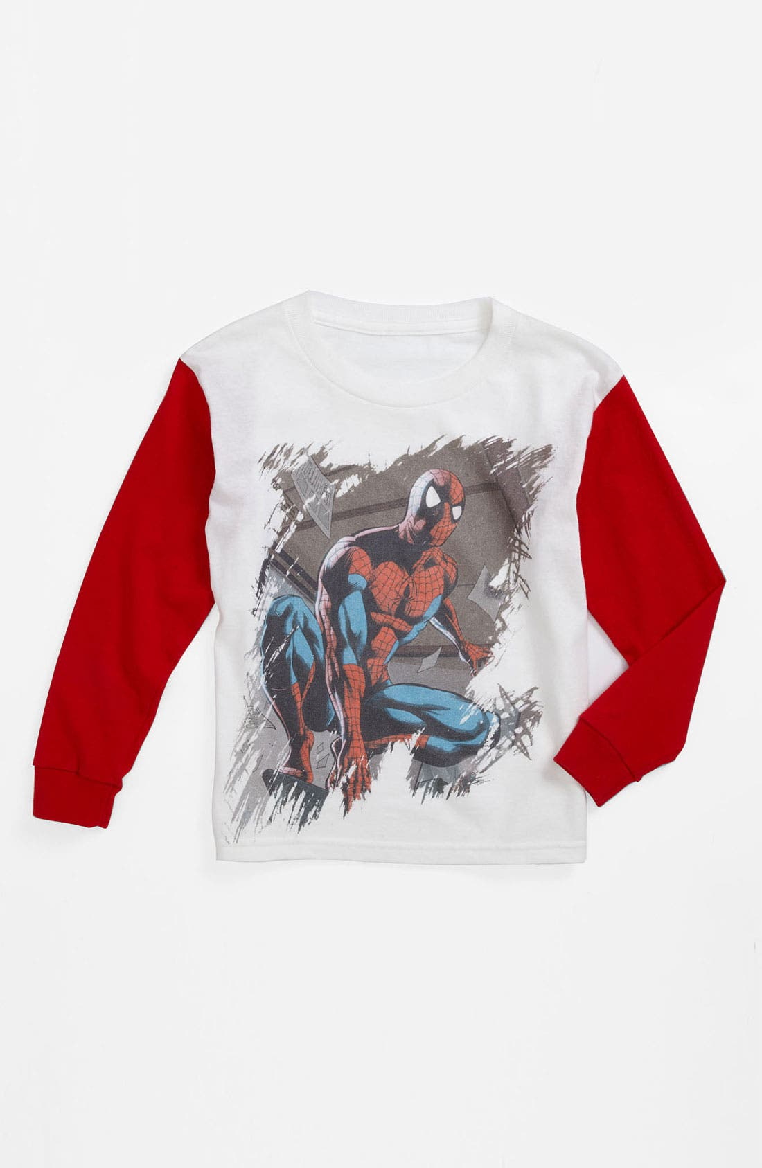 Alternate Image 1 Selected - Jem 'Spidey Stance' T-Shirt (Little Boys)