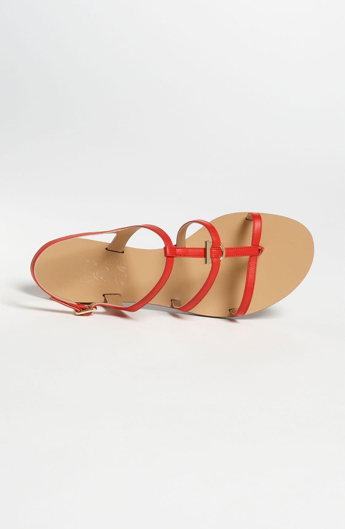 Alternate Image 3  - Salvatore Ferragamo 'Senia' Sandal