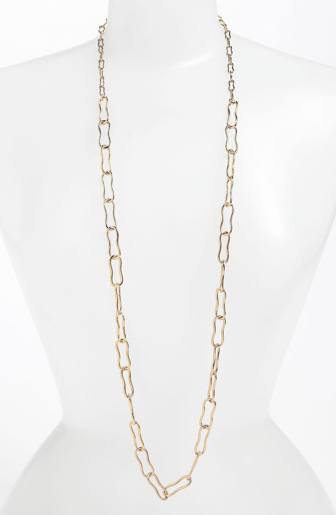 Alternate Image 1 Selected - Kelly Wearstler Bent Link Chain Necklace