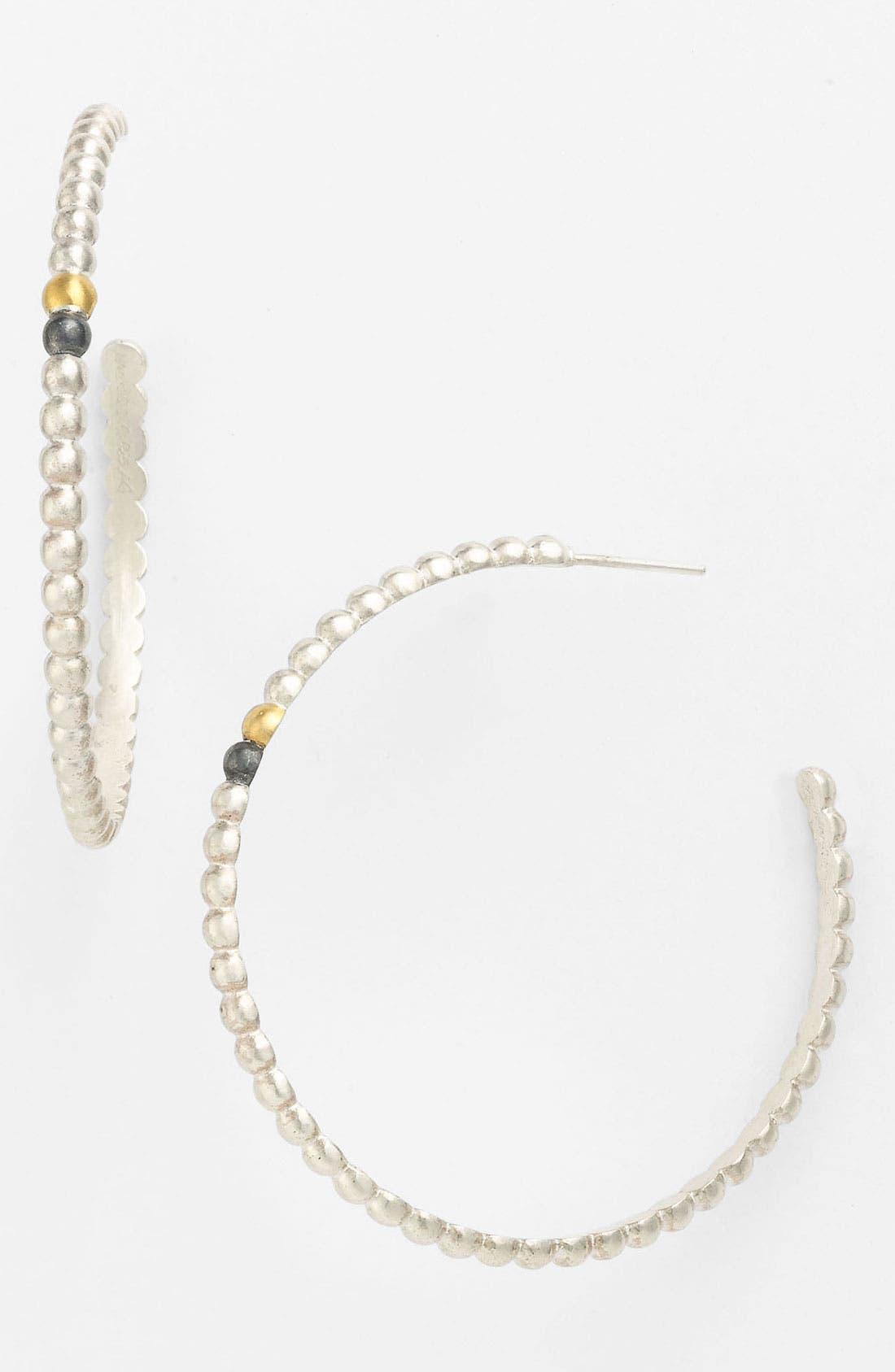 Main Image - Gurhan 'Couscous' Large Hoop Earrings