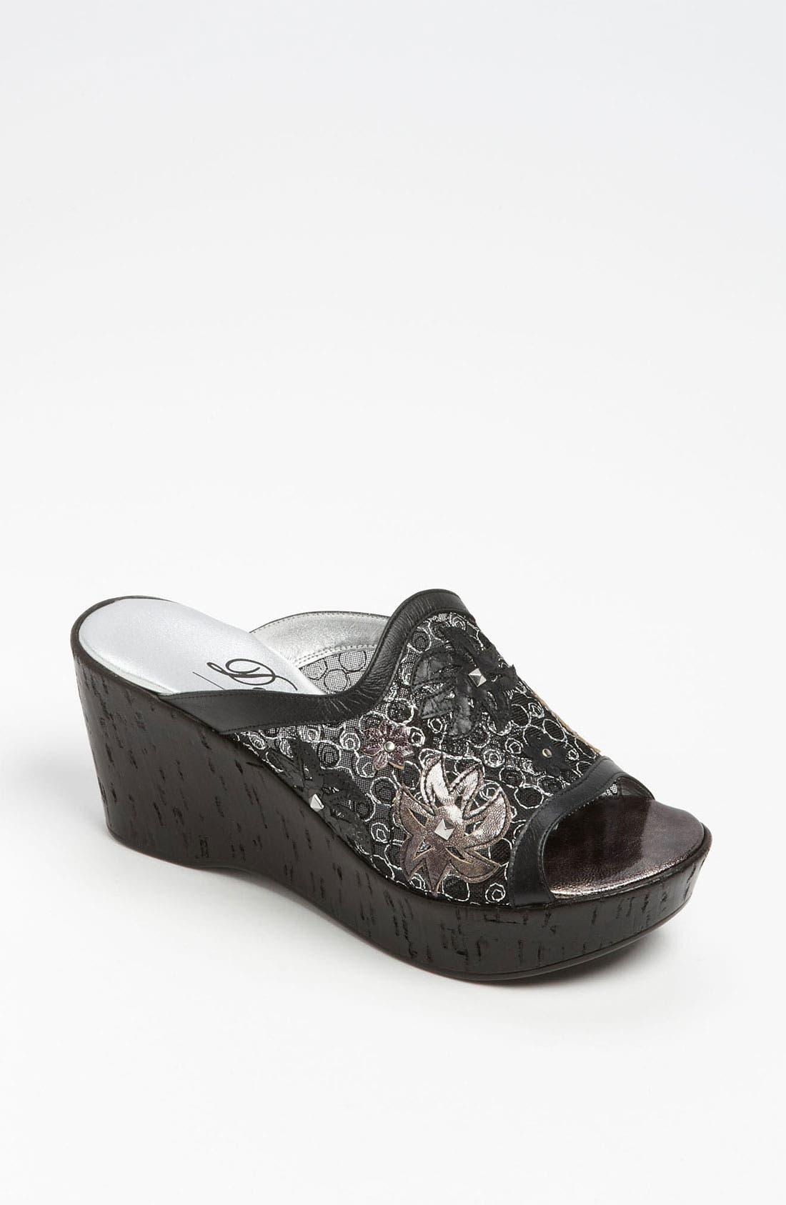 Main Image - Dezario 'Citrine' Sandal (Online Exclusive)