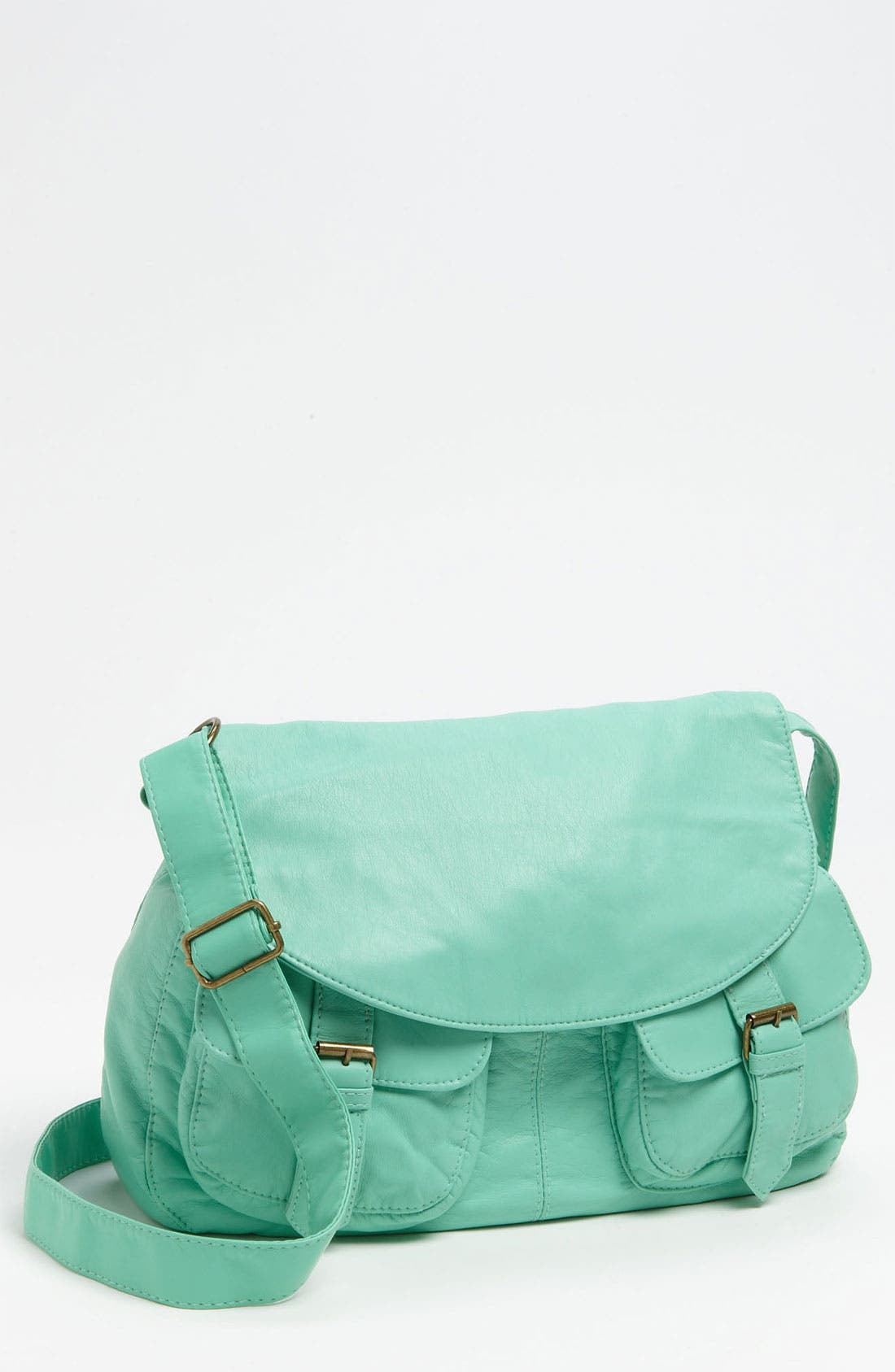 Main Image - T-Shirt & Jeans Crossbody Bag