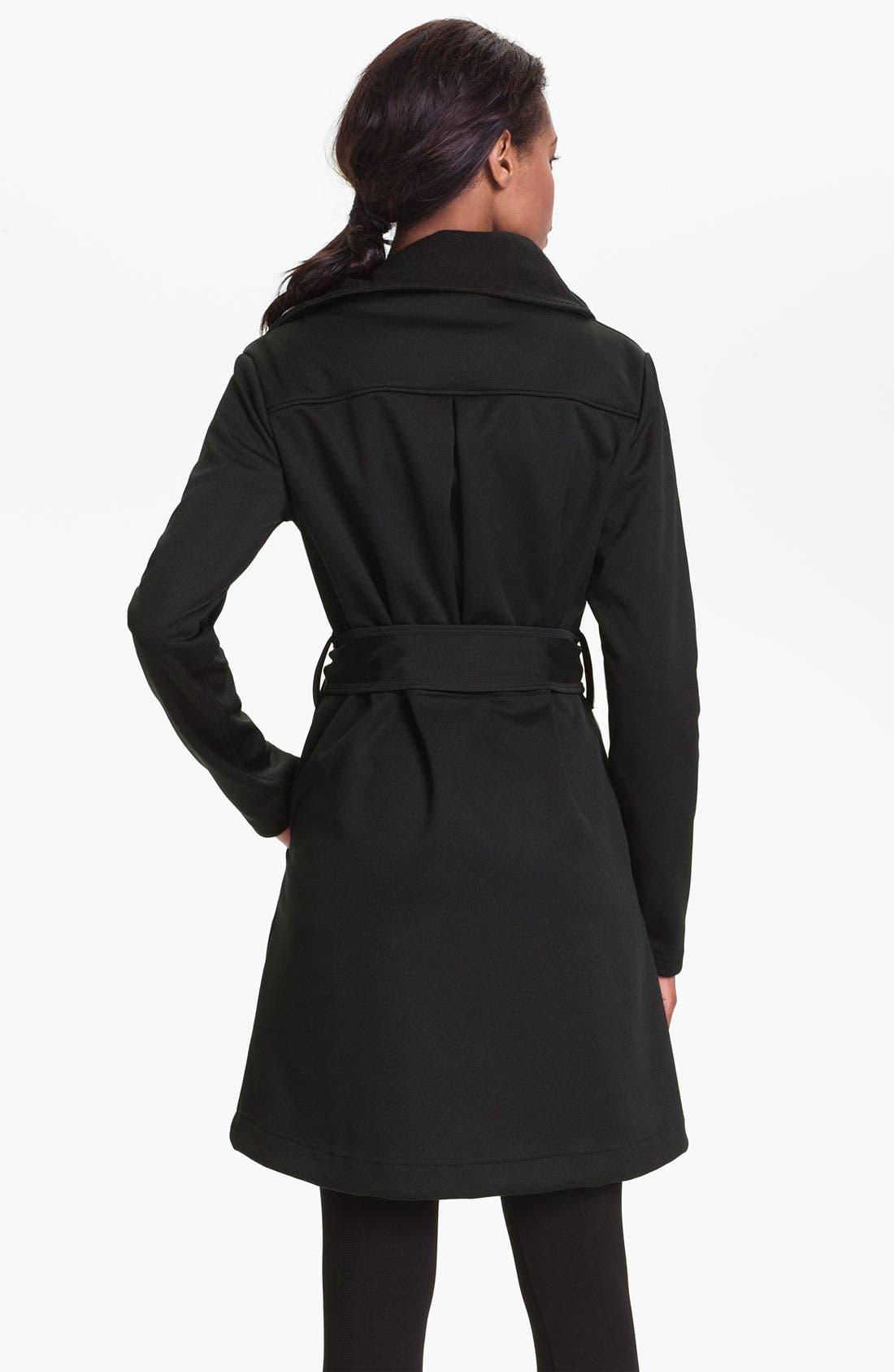 Alternate Image 2  - Karma 'Adelaide' Trench Coat
