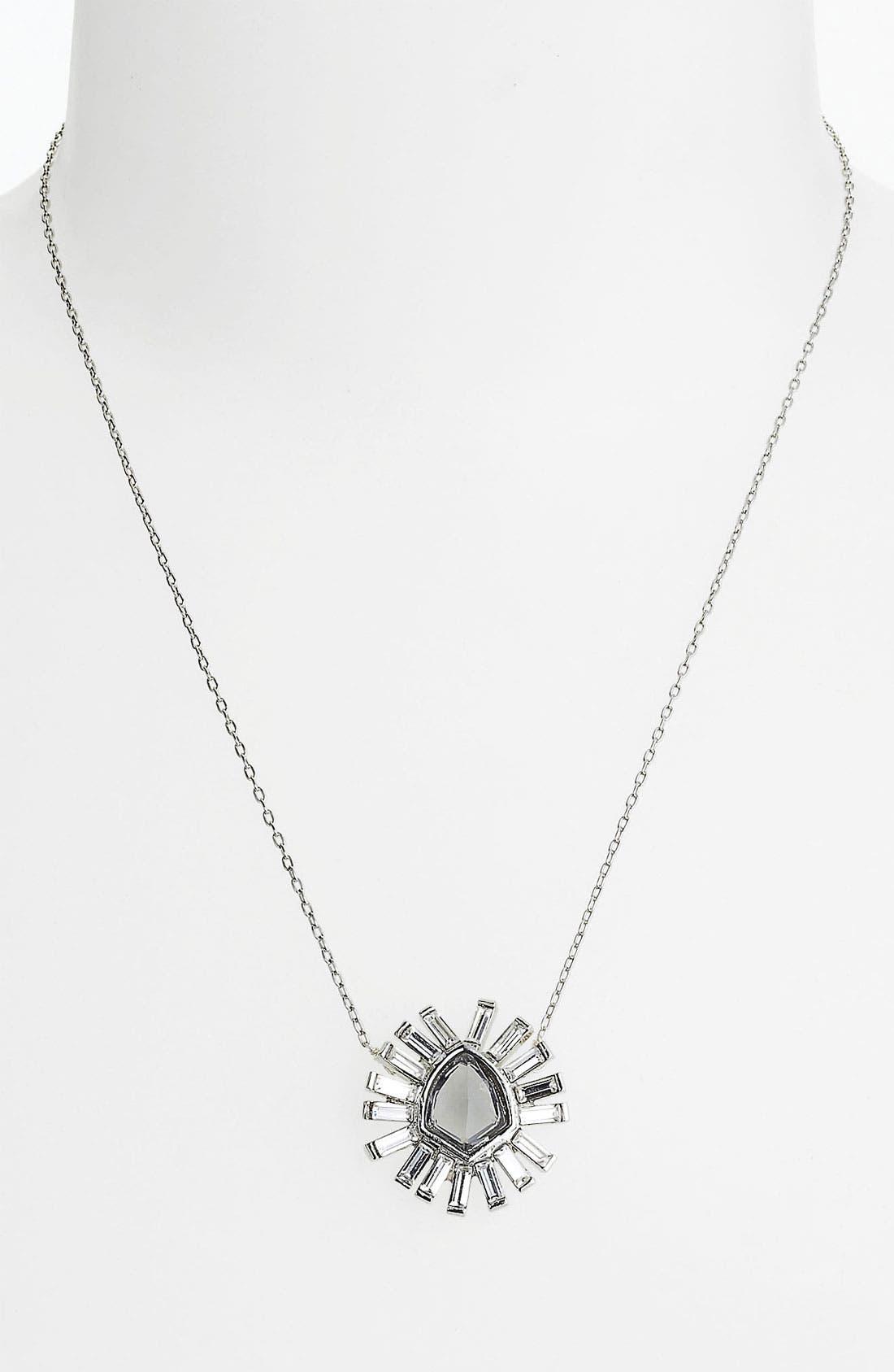 Alternate Image 1 Selected - Alexis Bittar 'Miss Havisham - Bel Air' Starburst Pendant Necklace