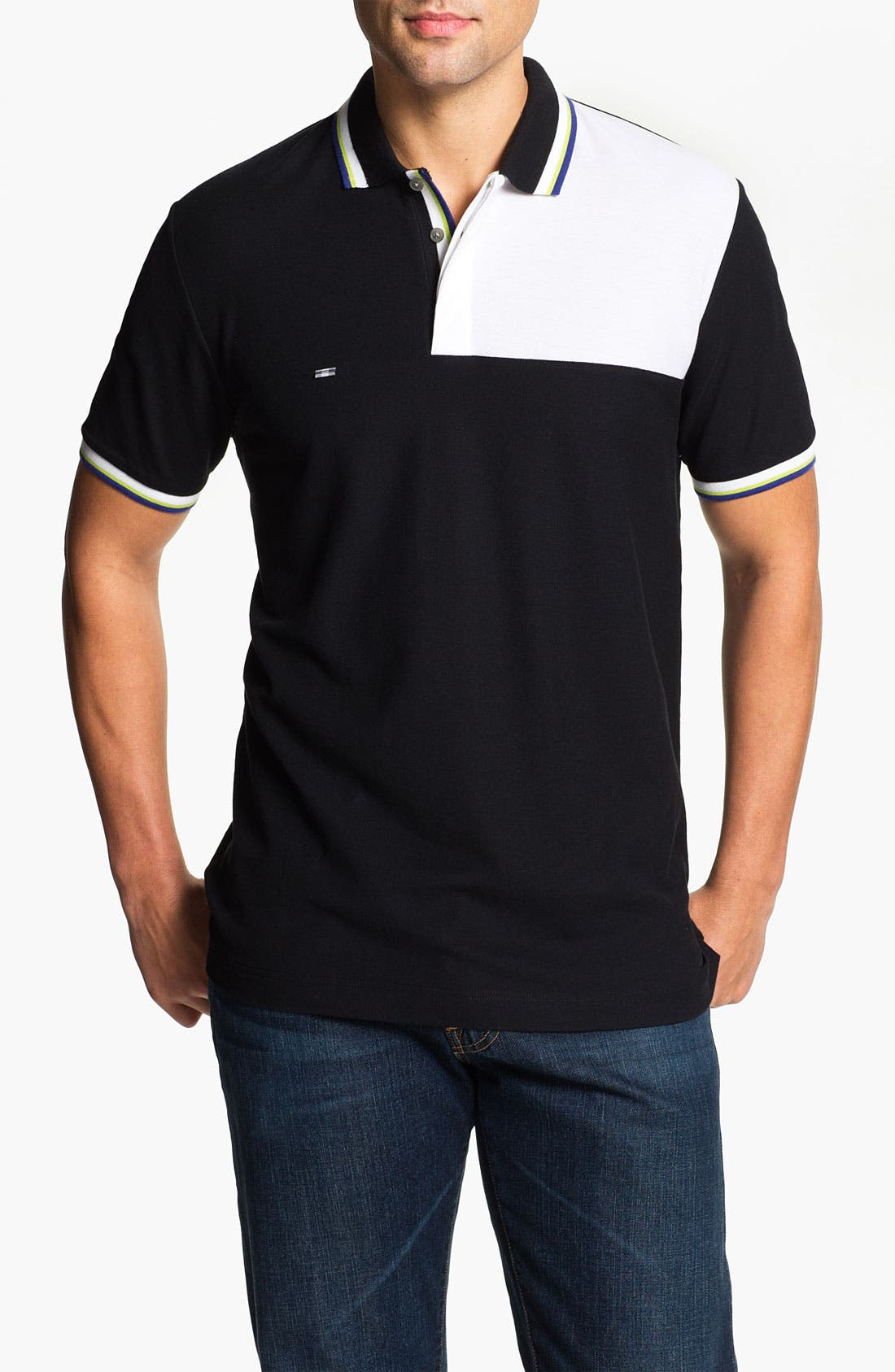 Alternate Image 1 Selected - Aquascutum Golf Polo