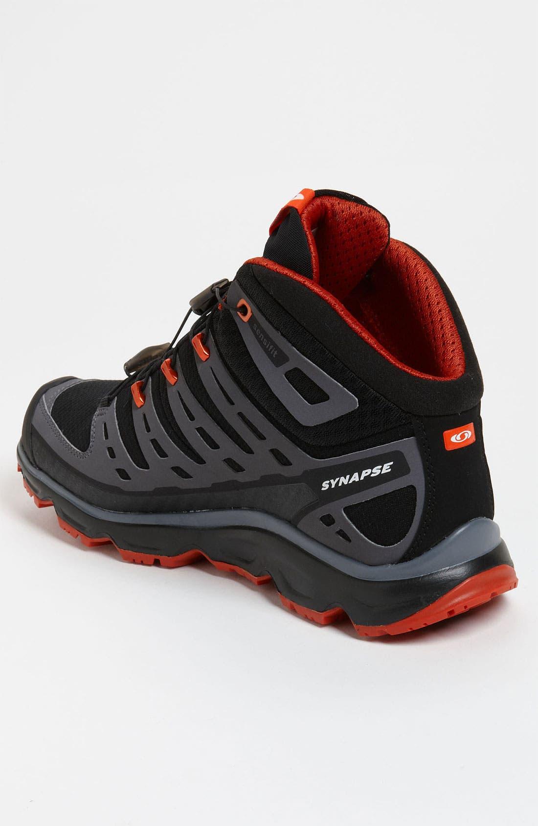 Alternate Image 2  - Salomon 'Synapse Mid CS' Hiking Shoe (Men) (Online Only)