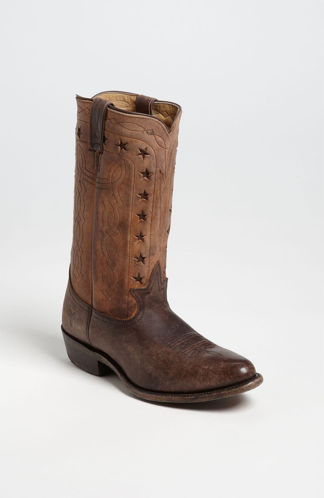 Alternate Image 1 Selected - Frye 'Wyatt Americana' Boot