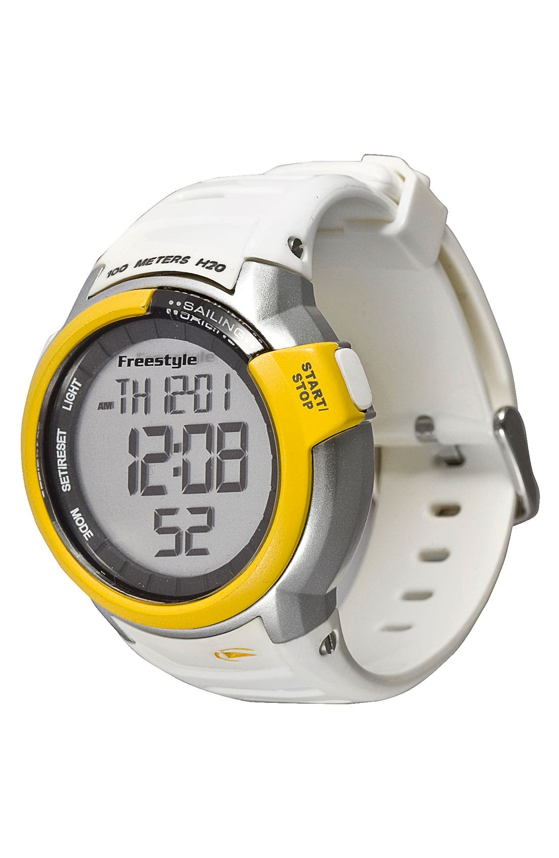 Alternate Image 1 Selected - Freestyle 'Mariner' Digital Sport Watch, 46mm
