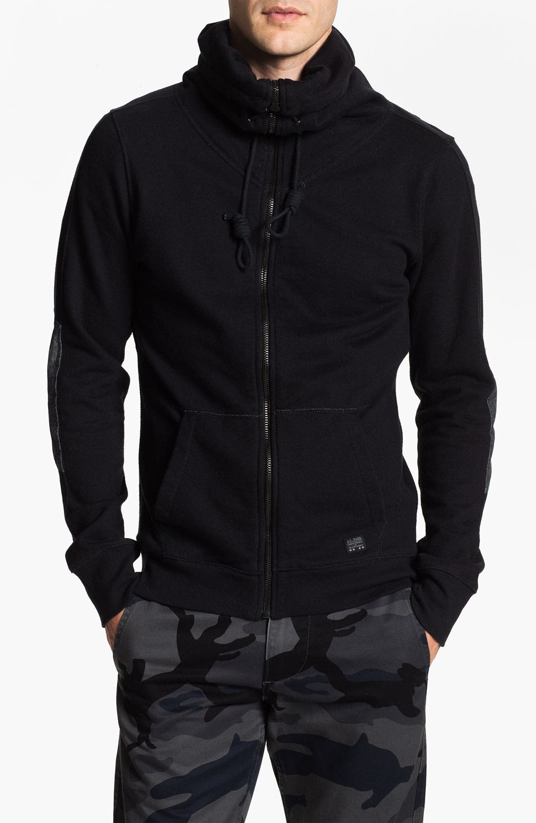 Alternate Image 1 Selected - J.C. Rags Extra Trim Fit Jacket