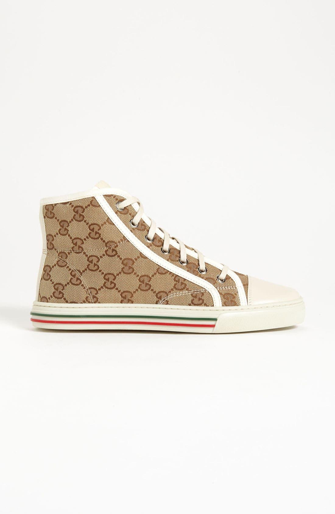 Alternate Image 4  - Gucci 'California' High Top Sneaker