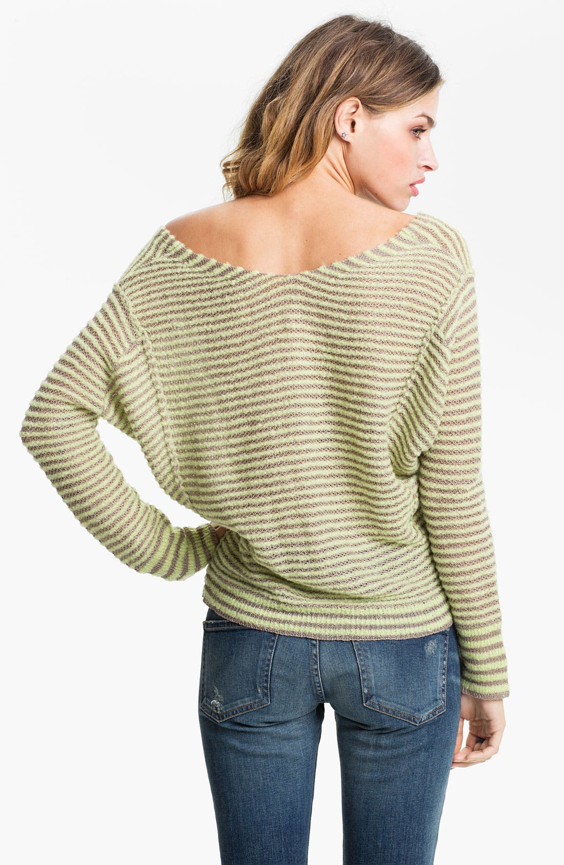 Alternate Image 2  - Free People 'Bumblebee' Stripe Sweater