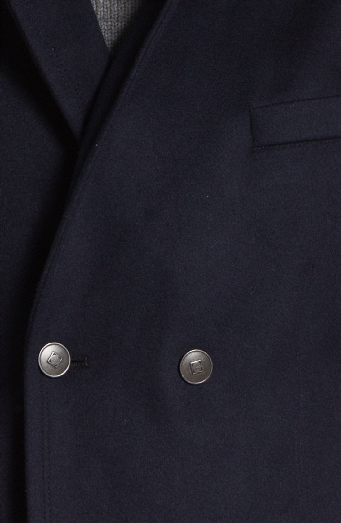 Alternate Image 3  - BOSS Black 'Clynt' Wool & Cashmere Blend Jacket