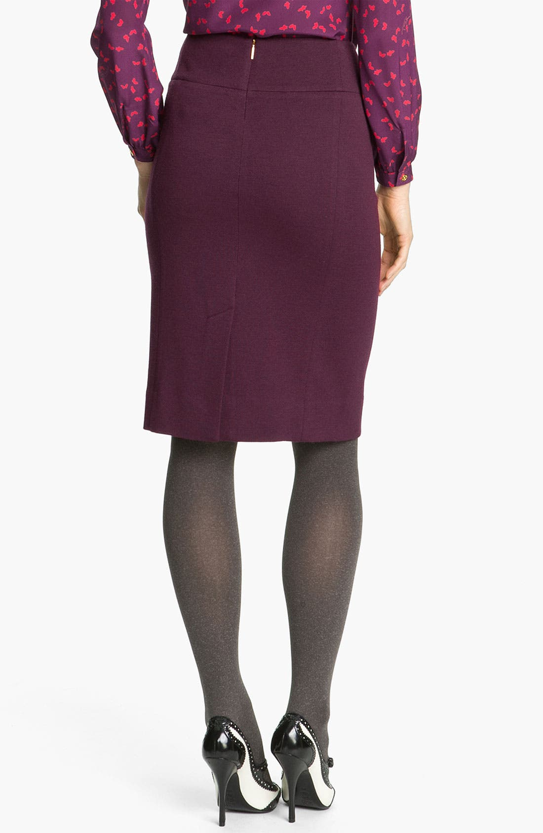 Alternate Image 2  - Tory Burch 'Anthea' Pencil Skirt