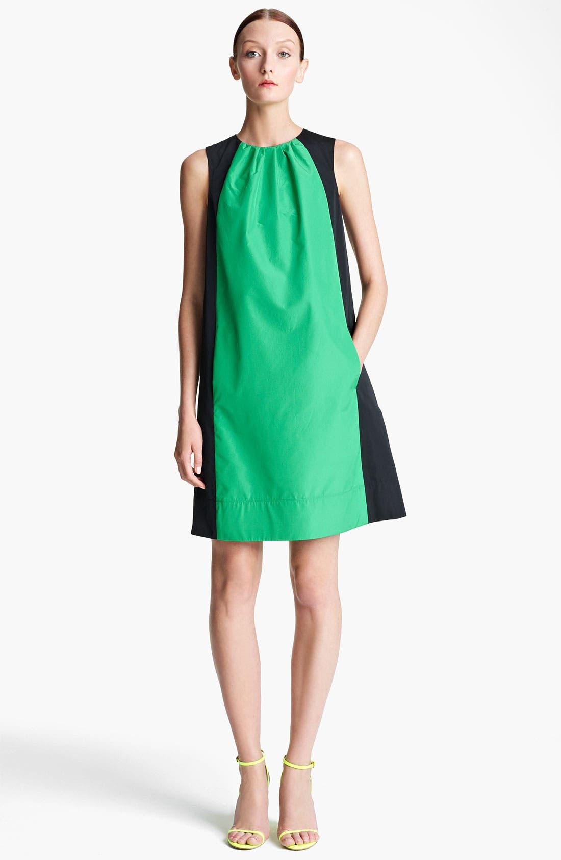Main Image - Lida Baday Colorblock Radzimir Dress
