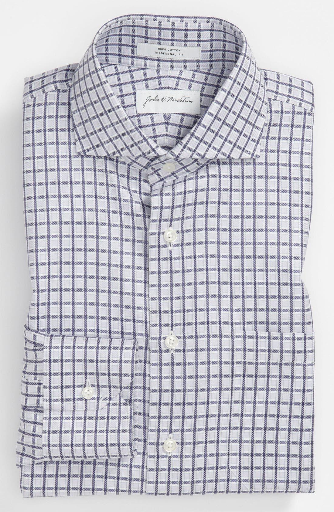 Alternate Image 1 Selected - John W. Nordstrom® Traditional Fit Dress Shirt