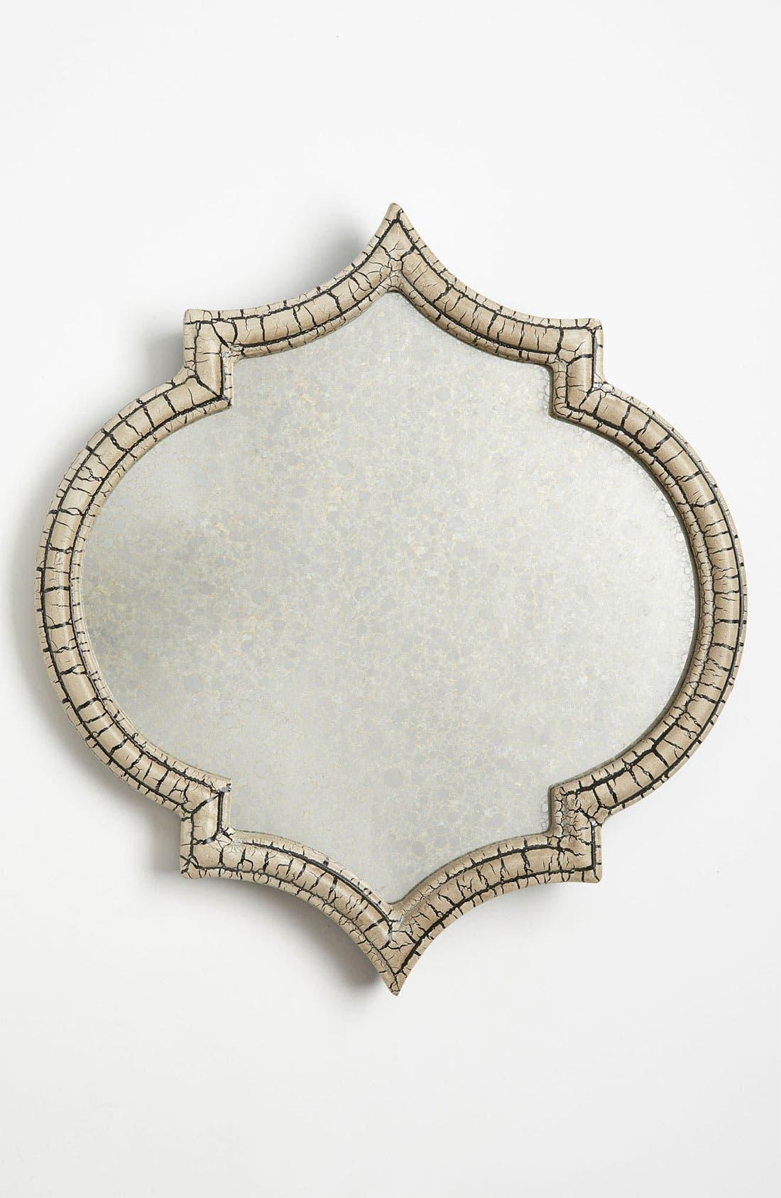 Alternate Image 1 Selected - Howard Elliott Collection Antique Finish Mirror