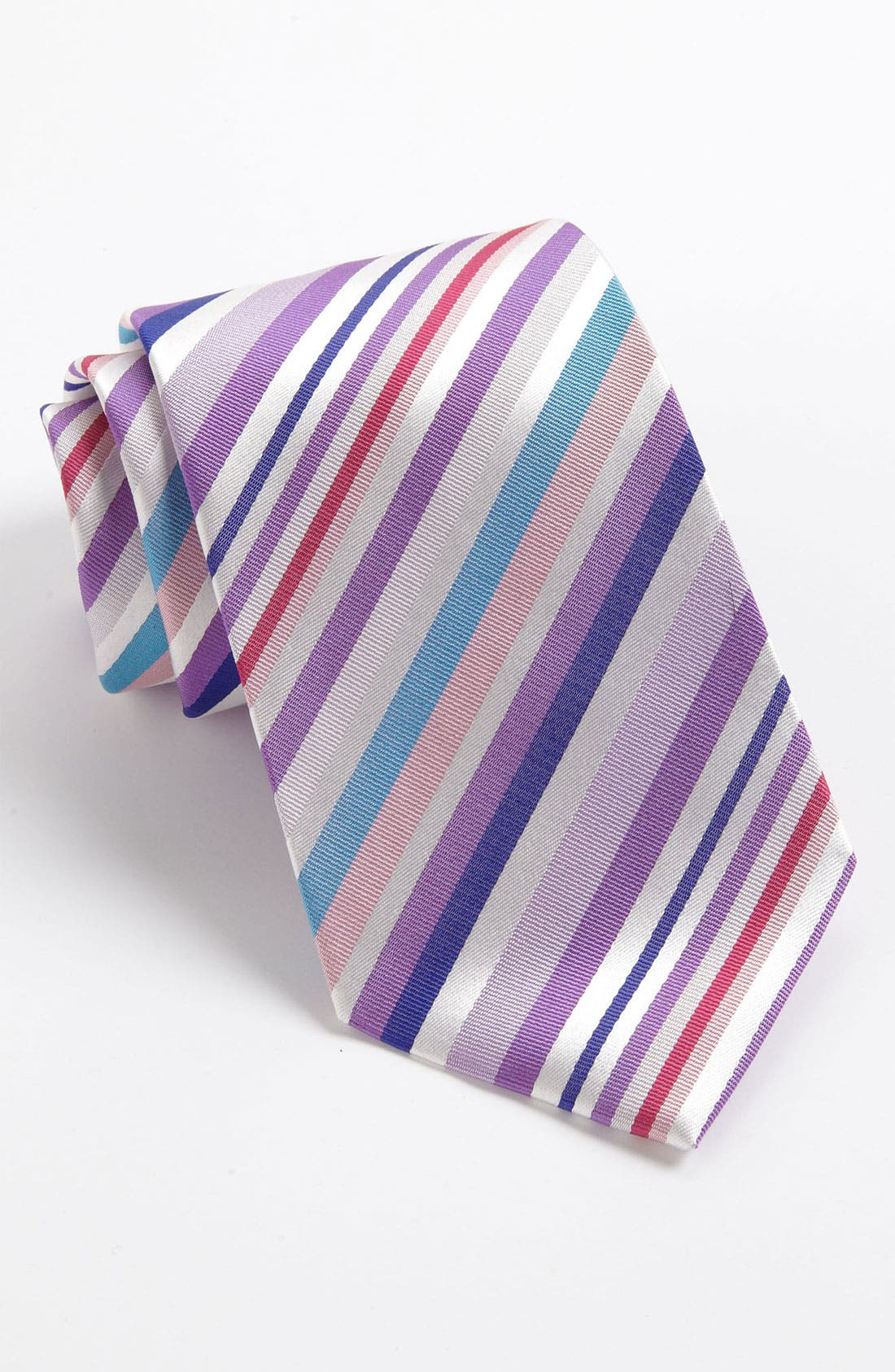 Alternate Image 1 Selected - Etro Woven Silk Tie